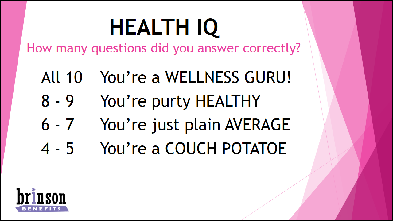 WELLNESS QUIZ picture22